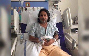 Kailash Kher Hospitalised