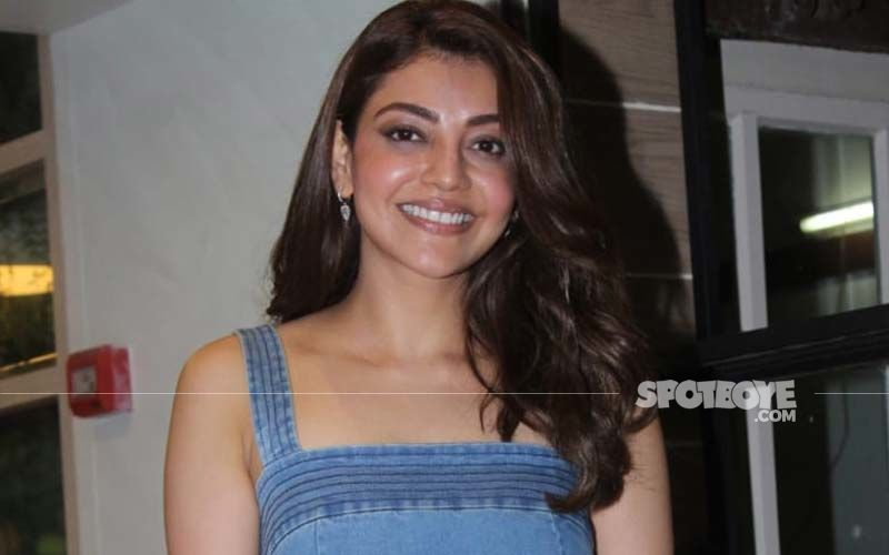 Kajal Aggarwal In Hot Pink Outfit Gives Major Boss Lady Vibes
