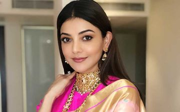 After Sharing A Cryptic Post, Kajal Aggarwal Confirms Wedding; It Will Be A Close-Knit Shaadi On October 30 In Mumbai
