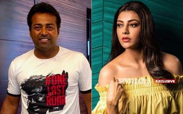 What's Cooking Between Leander Paes And Kajal Aggarwal?- EXCLUSIVE