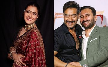Kajol Feels Saif Ali Khan Betrayed Her And Ajay Devgn; Hopes He Reads This In Switzerland