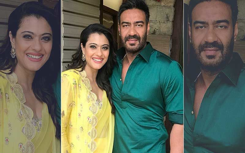 Happy Birthday Kajol: Ajay Devgn Wishes Wifey In An Adorable Post But It's Her Reply That's Got Us ROFL