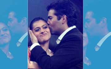 Jhagda Pucca Khatam: Kajol Attends Karan Johar's Mother's 75th Birthday Party