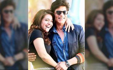 Kajol Offers Hand Sanitizer To SRK Amid Coronavirus Outbreak: 'Even Simran Knows The Importance Of Sanitizing'