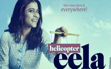 Happy Birthday Kajol:  रिलीज हुआ फिल्म 'हेलिकॉप्टर ईला' का ट्रेलर, मां-बेटे के Friendship की कहानी