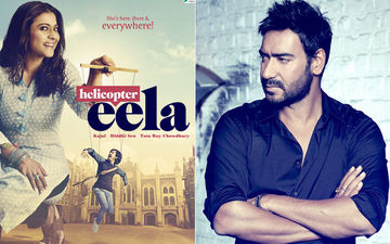 Kajol's Helicopter Eela Postponed To October 12; Ajay Devgn Awaits Director's Recovery From Dengue