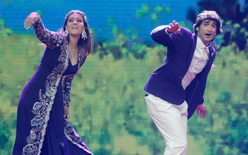 Kajol Recreates Kuch Kuch Hota Hai Moment On India's Best Dramebaaz