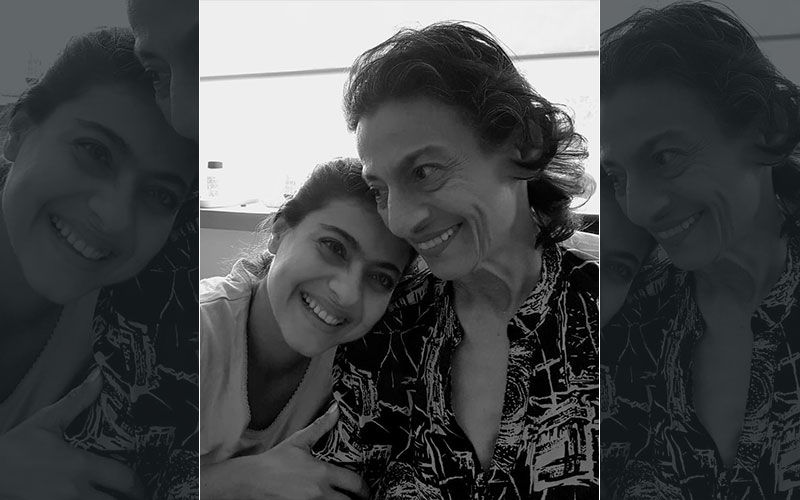 Kajol Shares Heartwarming Picture With An Ailing Mother Tanuja; Says A Big Thank You To Her Well-Wishers