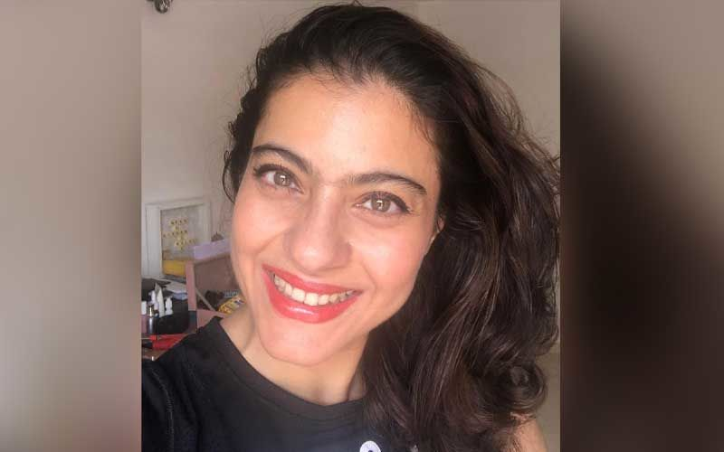 Kajol's 'COVID-19 Humour' About Weight Gain Is Relatable AF; Leaves Netizens In Splits