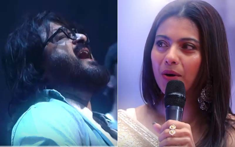 9XM On Stage With Pritam: Kajol Joins The Ace Musician For The Musical Tribute To Indian Armed Forces