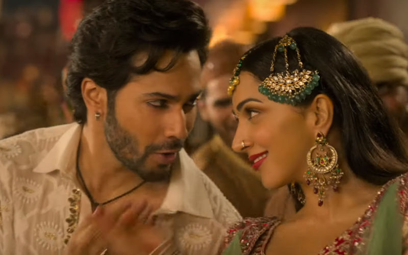 Kalank Song, First Class: Varun Dhawan And Kiara Advani Are On Fire In This Peppy Number