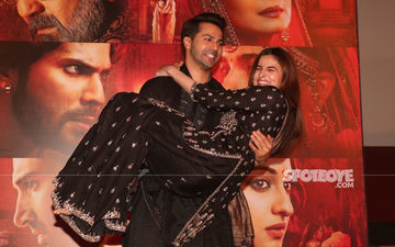 Kalank, First Class Song Launch: Varun Dhawan And Alia Bhatt Are Full Of Masti On-Stage