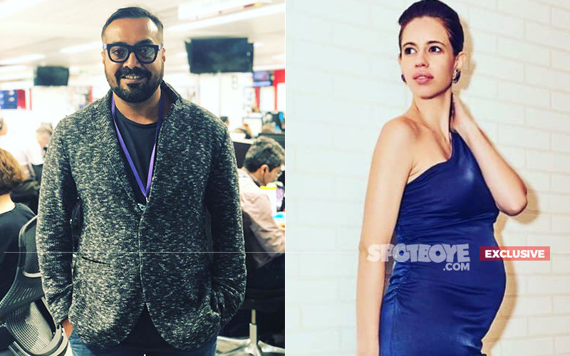 Kalki Koechlin's Ex-Hubby Anurag Kashyap's THIS Gesture For The Heavily Preggers Actress Is Heartwarming- EXCLUSIVE