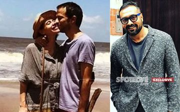 Kalki Koechlin's 'Guy' Hershberg And Ex-Hubby Anurag Kashyap Are Now Pals!- EXCLUSIVE
