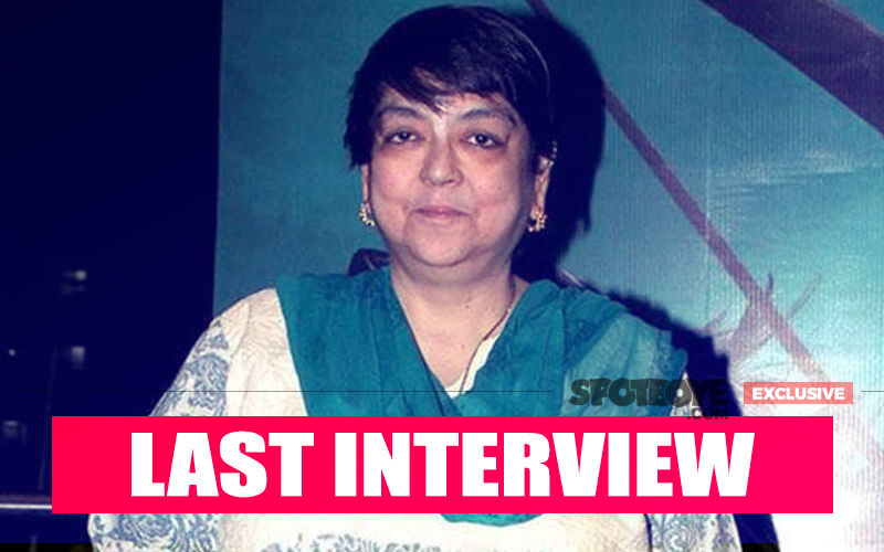 Kalpana Lajmi Death: Read Her Last Interview Here