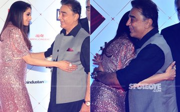 VIDEO: Sridevi's LAST MEETING With Sadma Co-Star Kamal Haasan