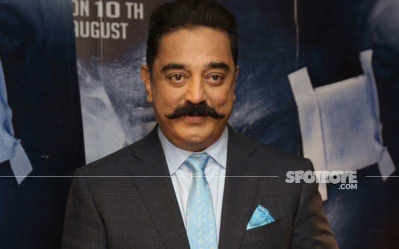Kamal Haasan Fulfills Wish Of A Fan Suffering From Brain Cancer By Meeting Him On A Video Call