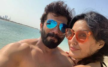 Kamya Panjabi Shares A Sexy Beach Selfie With Shalabh Dang, Says, '5 Days To Go'; OMG What Is She Hinting At?
