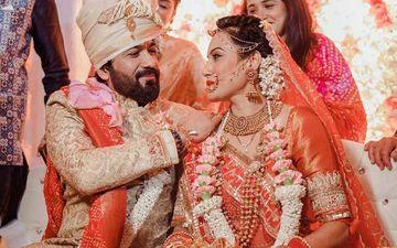Kamya Panjabi's Honeymoon Plan Busted; Deets On Newlyweds Kamya And Shalabh's Romantic Escapade Inside