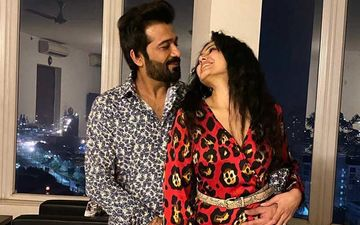 Kamya Punjabi Dashes Off to Delhi To Celebrate Hubby Shalabh Dang's Birthday; Shares A Lovey-Dovey Wish With A Cozy Picture