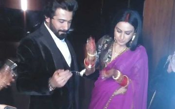 Kamya Panjabi Wedding: After A Grand Wedding In Mumbai, Actress Grooves With Hubby Shalabh At Their Reception In Delhi