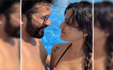 Kamya Panjabi's Soaked In Love Bikini Photos With Her Beau Shalabh Dang Are Steaming Hot