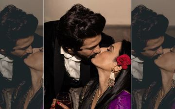 Kamya Panjabi Shares A Stunningly Romantic Picture With Hubby Shalabh As They Complete One Month Of Togetherness
