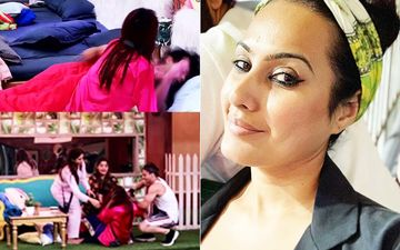 Bigg Boss 13: Shehnaaz Gill Slaps Herself And Sidharth Shukla, Kamya Punjabi Says 'Sana Needs To Play Smart'