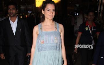 Complaint Filed Against Kangana Ranaut For Her Defamatory Remarks Towards Maharashtra Government – Reports