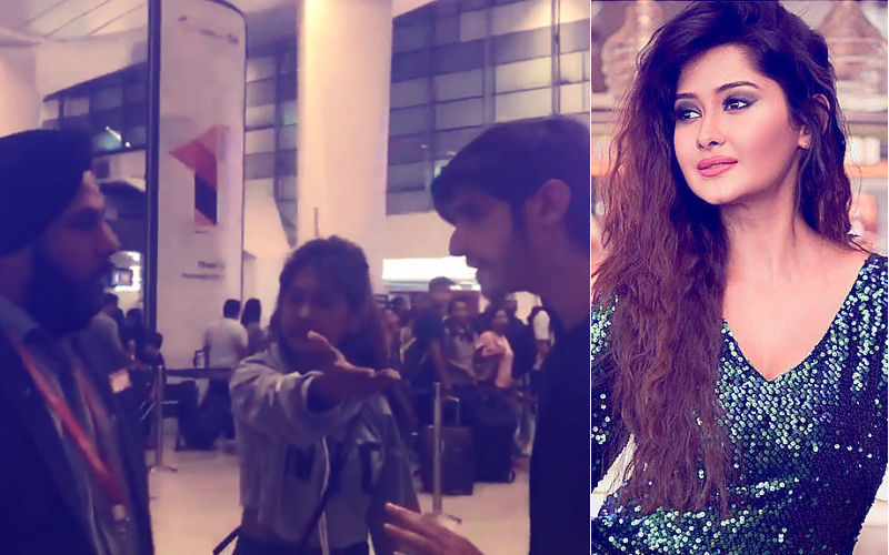 एयरलाइन कंट्रोवर्सी में रोहन मेहरा के सपोर्ट में गर्लफ्रेंड कांची ने कहा- इन्होने सही किया