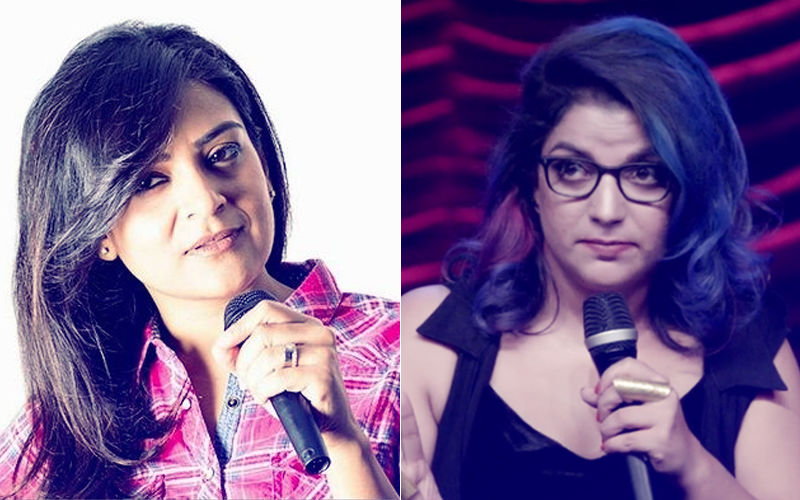 Kaneez Surka Blasts Aditi Mittal For Kissing Her Without Permission On-Stage