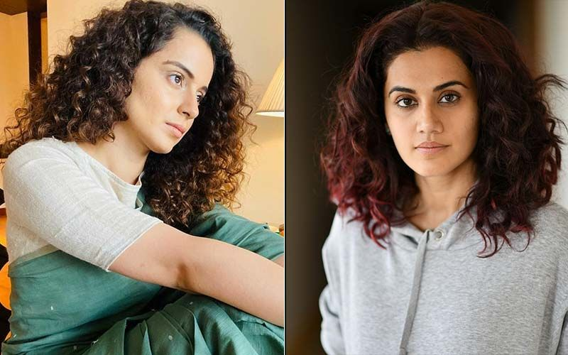 Taapsee Pannu SLAMS Kangana Ranaut: 'I Refuse To Take Advantage Of Someone's Death For Personal Vendetta'