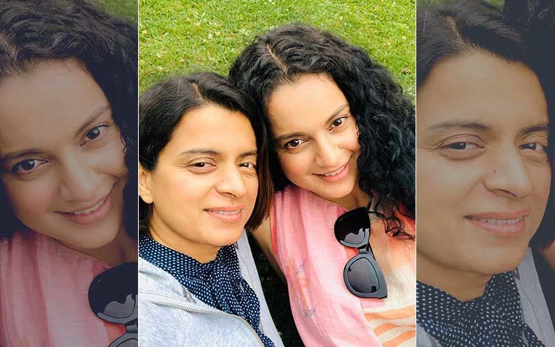 Kangana Ranaut And Sister Rangoli Land In Fresh Legal Soup; Bandra Court Orders FIR Against Sisters For Spreading Communal Hatred
