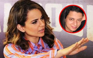"Rangoli Abuses Media And Says Sister Kangana Won't Apologise, ""Tumne Galat Insaan Se Maafi Maangi Hai""- War Escalates"