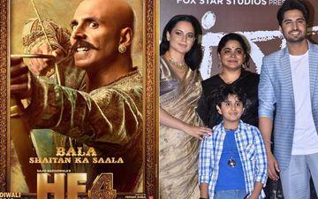 Kangana Ranaut Beats Akshay Kumar; Panga Crosses 44M Views, Rangoli Says Female Giving Boys 'Run For Money'