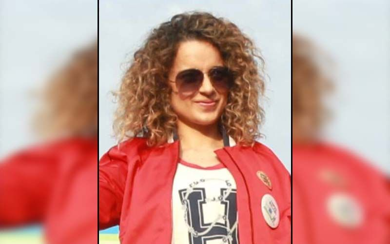 Kangana Ranaut Gives A Glimpse Into Her Beautiful House As She Hosts A Feast For Tejas Team; Says 'This Is My Family For Coming Months'