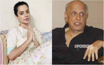 When Kangana Ranaut Gave Credit To Mahesh Bhatt And Mukesh Bhatt For Making Her An Actress After Winning An Award For Gangster – Video