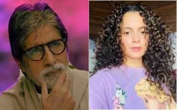 Power Cut In Mumbai: Amitabh Bachchan, Kangana Ranaut, Ali Fazal, Others React To The Power Outrage