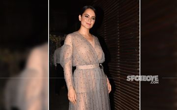 Kangana Ranaut Gets A Legal Notice From Former Mumbai Top Cop; Seeks Apology For Her 'Defamatory' Remarks Against Mumbai Police