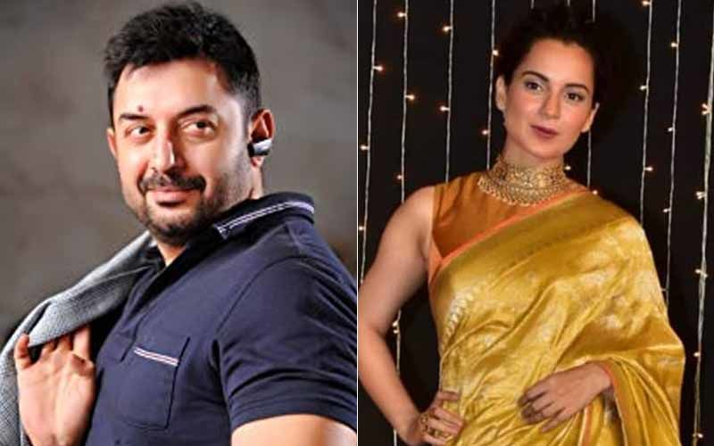 Thalaivi: Roja Actor Arvind Swami To Play MGR In The Kangana Ranaut Starrer