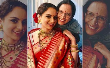 Panga: Kangana Ranaut Dedicates Her Performance To Her Mother Asha Ranaut