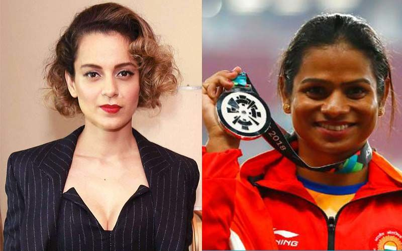 India's First LGBT Athlete In A Same-Sex Relationship Thinks Kangana Ranaut Is Perfect For Her Biopic