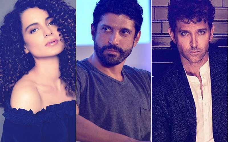 Farhan PINS Kangana DOWN: Why Don't You Submit Your Phone & Laptop To Cyber Crime Cell?