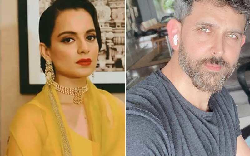 Kangana Ranaut Takes A Swipe At Hrithik Roshan AGAIN, Says, 'He Refuses To Move On, Kab Tak Royega Ek Chote Se Affair Keliye'