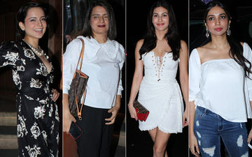 Judgementall Hai Kya Bash: Kangana Ranaut, Rangoli, Kanika Dhillon And Amyra Dastur Make A Scorching Statement