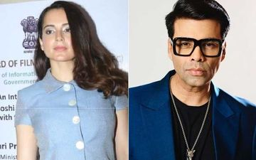 After KJo Announces His Book On His Kids Kangana Ranaut Hits Back: 'Only Son Of The Family Succumbed To Bullying, And Here KJo Promoting His Kids SHAME'