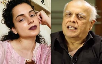 Kangana Ranaut Claims Mahesh Bhatt Threw A Chappal At Her, Says 'He Was Literally About To Beat Me, His Daughter Held Him Back'