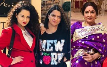 Kangana Ranaut Was Offered Saand Ki Aankh Prior To Taapsee And Bhumi; Rangoli Reveals Actor Had Suggested Neena Gupta's Name Instead