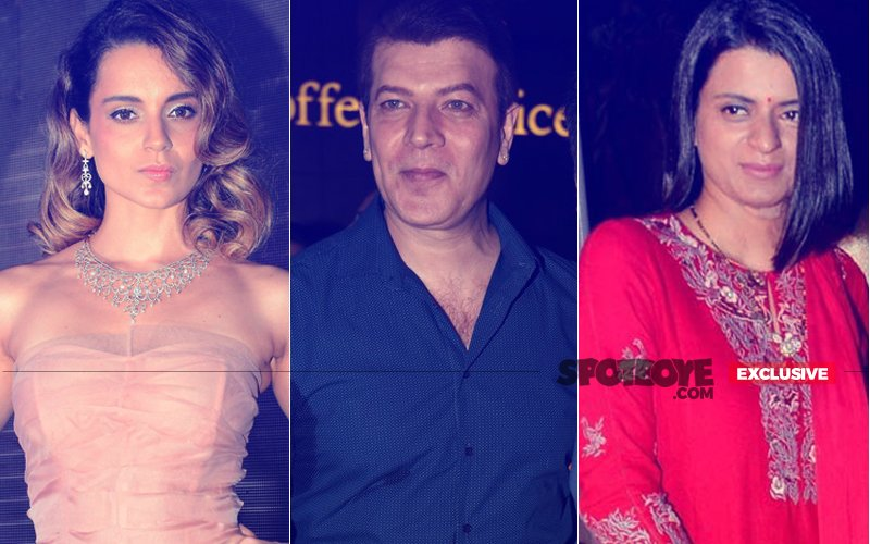 Kangana Ranaut RECEIVES Ex-Lover Aditya Pancholi's DEFAMATION NOTICE. Sister Rangoli NEXT On The List