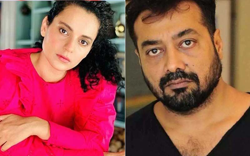 Kangana Ranaut Hits Back As Anurag Kashyap Trolls Her, Urging Her To Go Fight China: 'Ek Tu Hi Hai Behen, Eklauti Manikarnika'